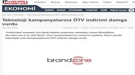 BrandZone Nisan 2017 Kampanyaları
