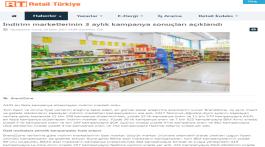 İndirim marketlerinin 3 aylık kampanya sonuçları açıklandı