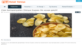 Potato chips campaings are increasing