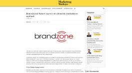 Brandzone Kasım ayının en dinamik markalarını açıkladı