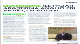 Market reserach analyses are easy with BrandZone