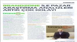 BrandZone ile pazar araştırma analizleri artık çok kolay