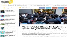 The highlights of Turkey's Black Friday